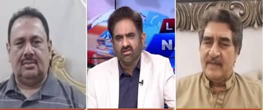 Live with Nasrullah Malik (Govt's Next Target Is Social Media) - 22nd August 2021