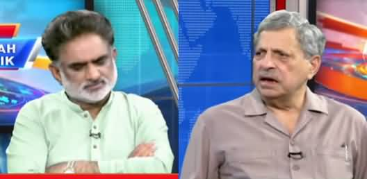 Live with Nasrullah Malik (Hamid Khan Exclusive Interview) - 1st May 2021