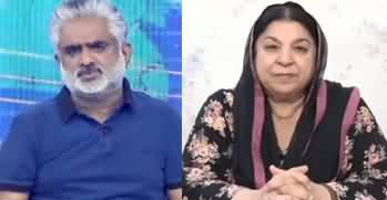 Live With Nasrullah Malik (Health Facilities in Hospitals) - 3rd April 2020