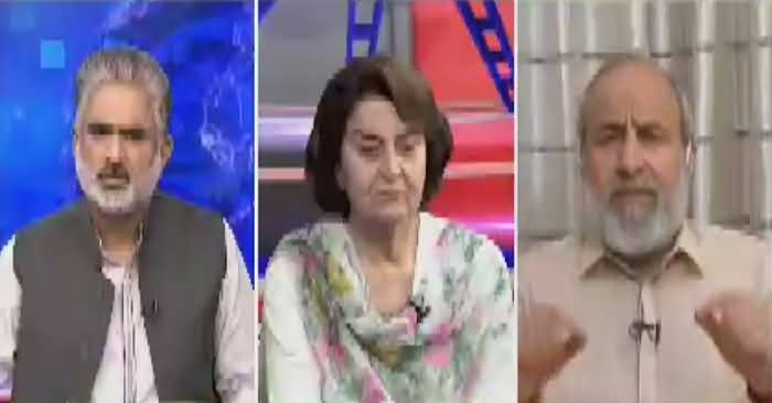 Live With Nasrullah Malik (How Can We Become Honest Nation)  – 26th August 2018