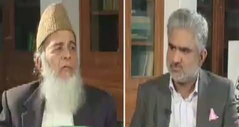 Live With Nasrullah Malik (Issues of Karachi) – 12th February 2017