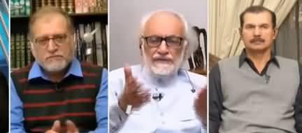 Live With Nasrullah Malik (Kartarpur Corridor, Babari Masjid) - 9th November 2019