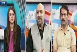 Live With Nasrullah Malik (Maryam Nawaz Ka Jalsa) – 7th July 2019