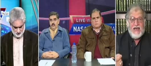 Live with Nasrullah Malik (Mine Workers Killing in Balochistan) - 3rd January 2021