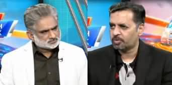 Live With Nasrullah Malik (Mustafa Kamal Exclusive Interview) - 11th January 2020