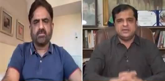 Live with Nasrullah Malik (No-Confidence Motion in Balochistan) - 18th September 2021