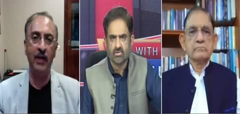 Live with Nasrullah Malik (Pakistan's Economic Condition) - 28th August 2021