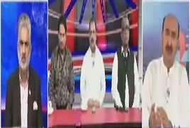 Live With Nasrullah Malik (Pakistani Media) – 10th August 2018