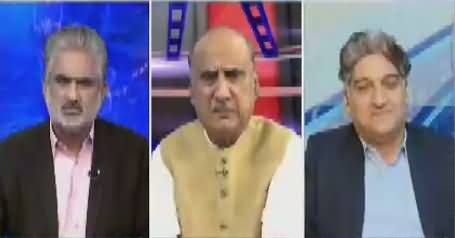 Live With Nasrullah Malik (PM Meeting With Journalists) – 1st September 2018