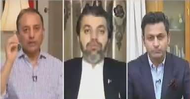 Live With Nasrullah Malik (PMLN Ki JIT Per Tanqeed) – 8th July 2017