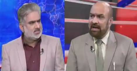 Live With Nasrullah Malik (PPP Vs PMLN) – 10th March 2018