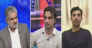 Live With Nasrullah Malik (PSL Final) – 24th March 2018