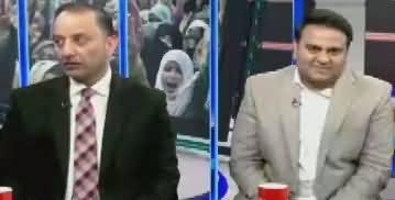 Live With Nasrullah Malik (Sahafat Aur Siasat) – 12th March 2017