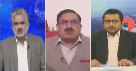 Live With Nasrullah Malik (Shahbaz Sharif Karachi Visit) – 14th April 2018
