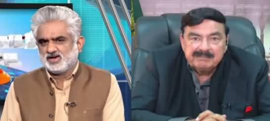Live With Nasrullah Malik (Sheikh Rasheed Exclusive Interview) - 17th January 2021