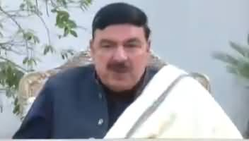 Live With Nasrullah Malik (Sheikh Rasheed Exclusive Interview) - 18th February 2018