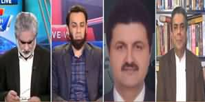 Live With Nasrullah Malik (Social Media Activists Role) - 9th February 2020