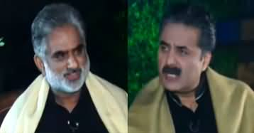 Live With Nasrullah Malik (Special Talk With Aftab Iqbal) - 19th January 2020
