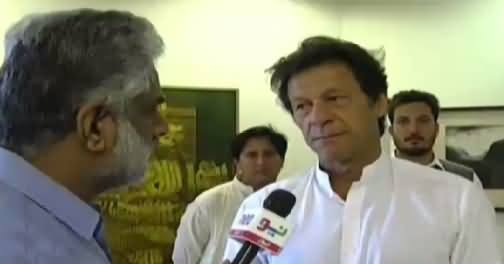 Live With Nasrullah Malik (Special Talk With Imran Khan) – 28th May 2016