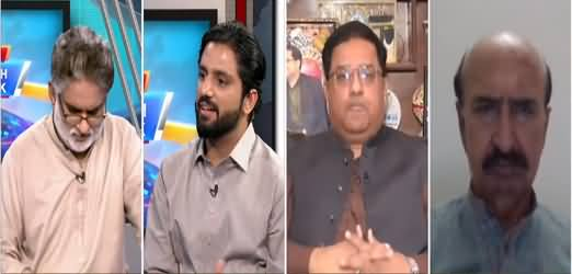 Live with Nasrullah Malik (Tareen Group In Trouble) - 9th April 2021