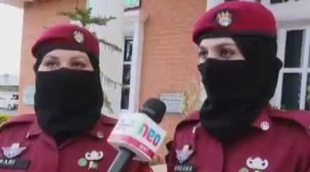 Live With Nasrullah Malik (Three Sisters, Three Commandos) – 9th April 2017