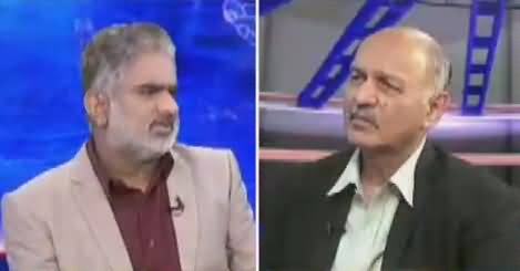 Live With Nasrullah Malik (Who Is Opposing CPEC) – 24th June 2018
