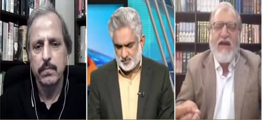 Live with Nasrullah Malik (Why Presidential Ordinance?) - 7th February 2021
