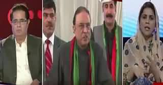 Live With NBC On Bol Tv (Core Commanders Karachi Ka Daura) – 18th June 2015