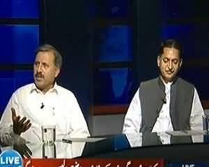 Live With Talat - 11th July 2013 (Kya Dehshatgardi Kay Khilaaf Wazay Policy Bun Sakti Hai?)