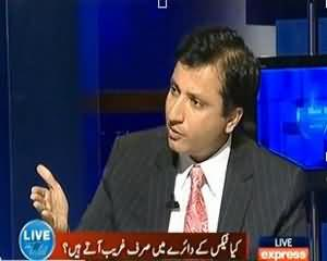 Live with Talat – 14th June 2013 (Federal Budget And System Of Taxes ??)