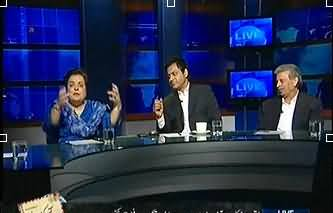 Live with Talat - 27th June 2013 (Recent Terrorism Incidents)