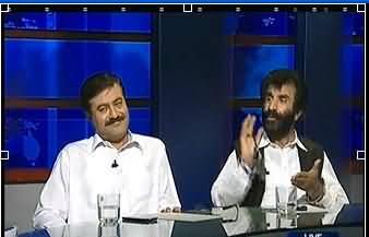 Live with Talat - 4th July 2013 (30 din aur ki Hukumat ki Kaar Kardagi)