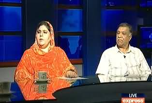Live With Talat – 6th July 2013 (Peoples Party....Kayadaat Ka Bhuraan !!)