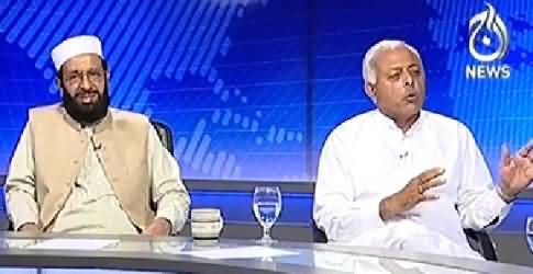 Live With Talat (Aik Dharna Khatam, Dosra Jaari) – 22nd October 2014