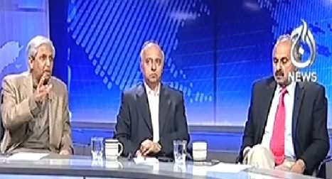 Live With Talat (General Raheel Sharif's Determination Against Terrorism) - 19th November 2014