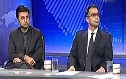 Live With Talat (International Integrity of Pakistan) – 12th November 2014