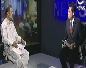 Live with Talat (Is Our System Weak or Leadership Corrupt?) – 11th April 2014