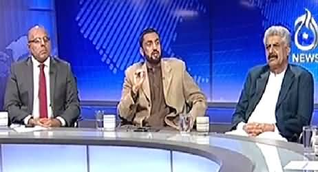 Live With Talat (KPK Assembly One More Political Battlefield) - 11th November 2014