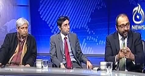 Live With Talat (Nation United Against Terrorism) - 23rd December 2014