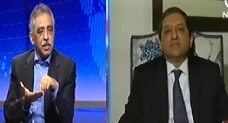 Live With Talat (OGDCL Privatization Issue) - 6th November 2014