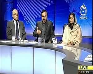 Live with Talat (Operation Se Agla Marhala Kya Hoga?) – 26th January 2014