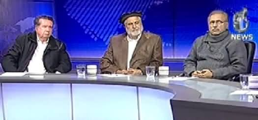 Live With Talat (Our Policy Against Terrorism) - 22nd December 2014