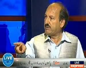 Live with Talat (Pakistan ke Halaat,Siyasi Ruhk) – 24th August 2013