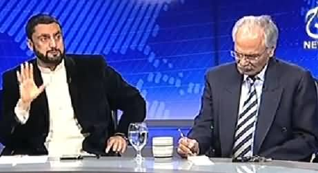 Live With Talat (Pakistan's Political Situation and International Affairs) - 25th November 2014