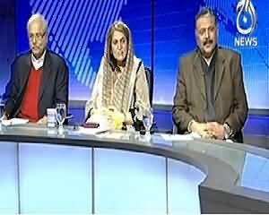 Live with Talat (Past Record of Govt and Dialogue) – 2nd February 2014