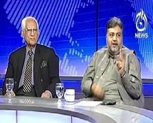 Live with Talat (Pervez Musharraf Treason Case) – 14th March 2014