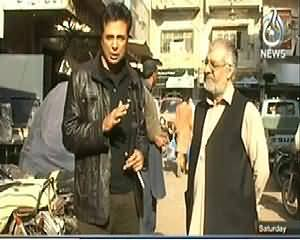 Live with Talat (Special Program From Karachi Judging the Karachi Operation) – 18th January 2014