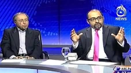 Live With Talat (Taleem Ki Tabahi Aur Siasi Inqilab) - 17th November 2014