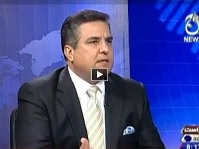 Live With Talat (Tehreek e Insaf Ka Agla Agenda Kya Hoga?) – 1st December 2014
