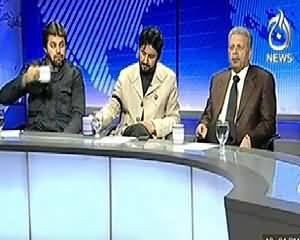 Live with Talat (Terrorism, The Time Has Come to Decide) – 25th January 2014